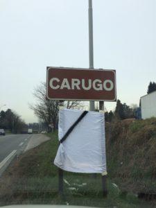 Il Drappo a Carugo