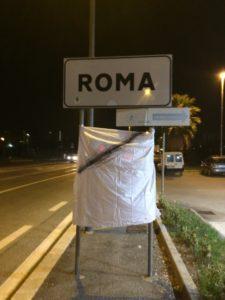 Il Drappo a Roma