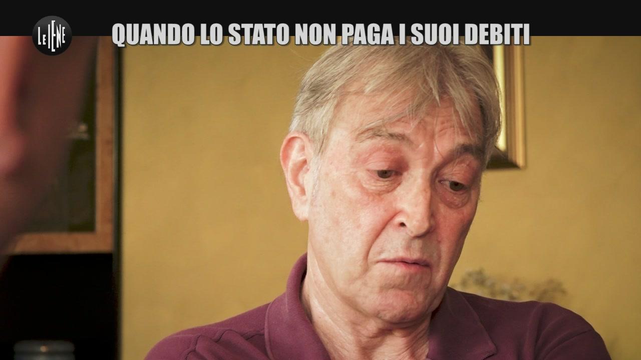 La triste storia di Sergio Bramini…