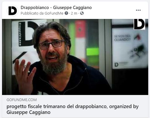 Progetto Fiscale Trimarano del Drappobianco